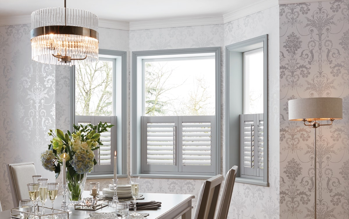 Laura Ashley Cafe Style Shutters