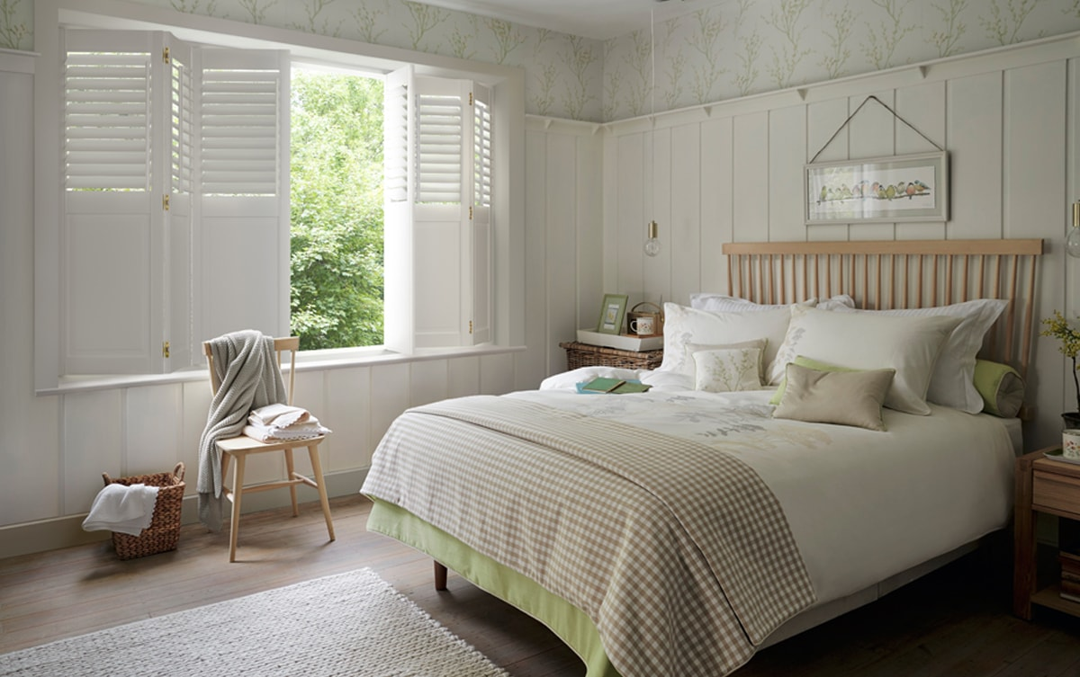 Laura Ashley Solid Shutters