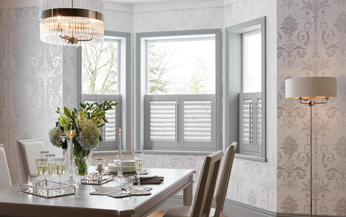 Cafe Dining Room Shutters