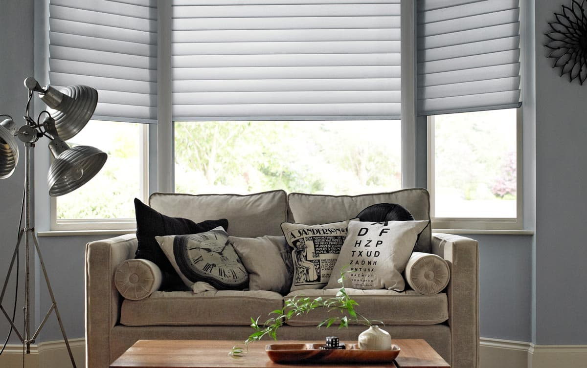 Living Room Blinds | Made to Measure with Thomas Sanderson