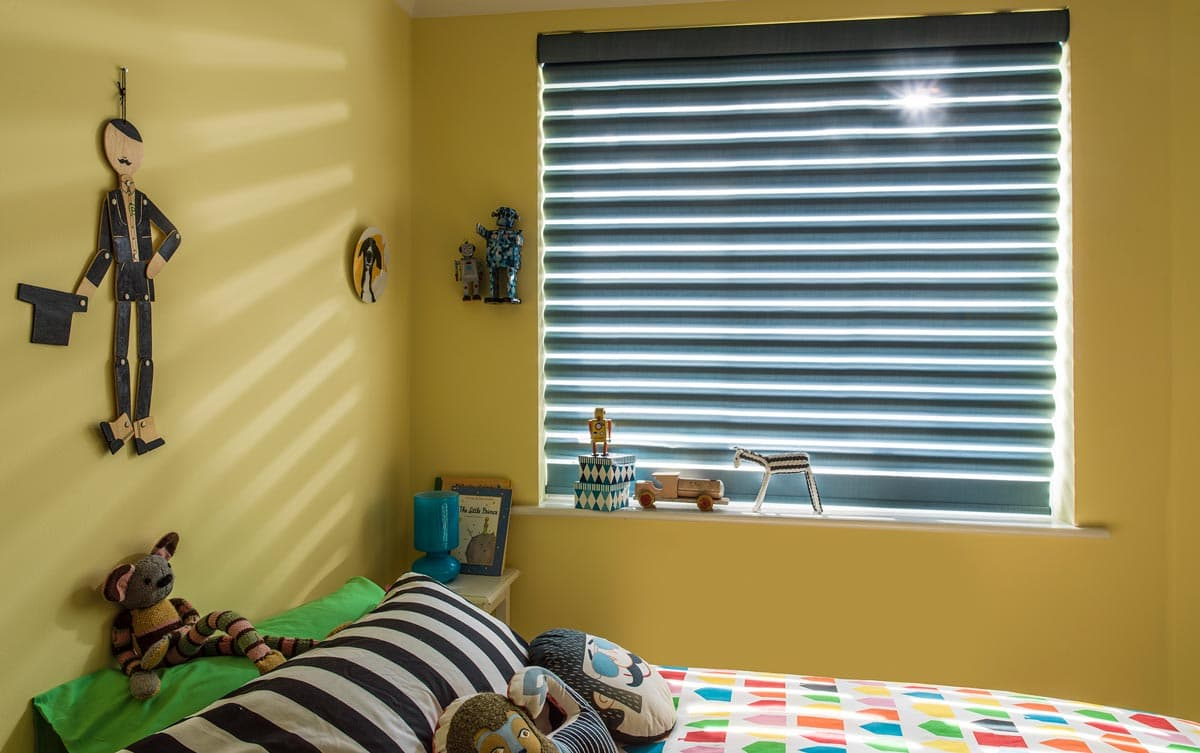 Pirouette Bedroom Blinds