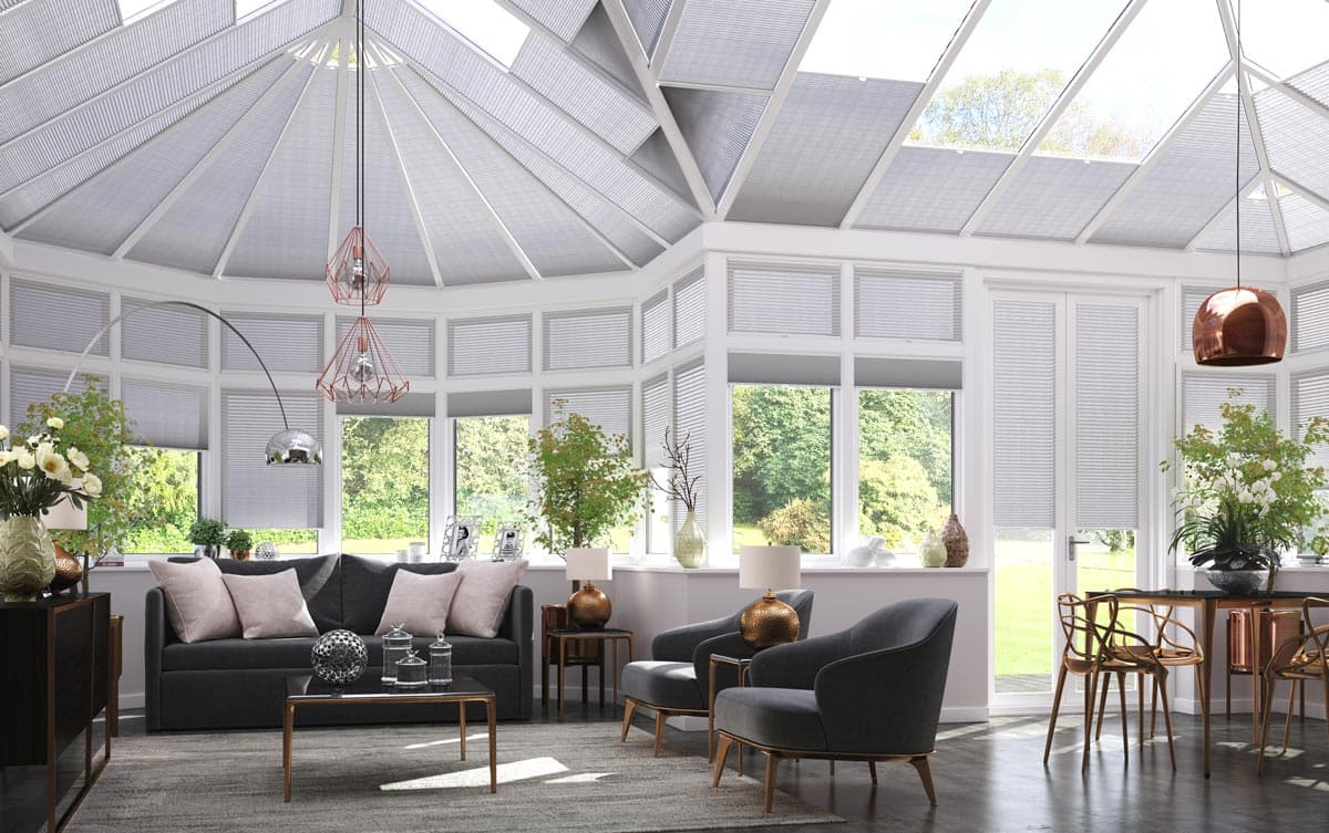 Conservatory Window and Roof Blinds
