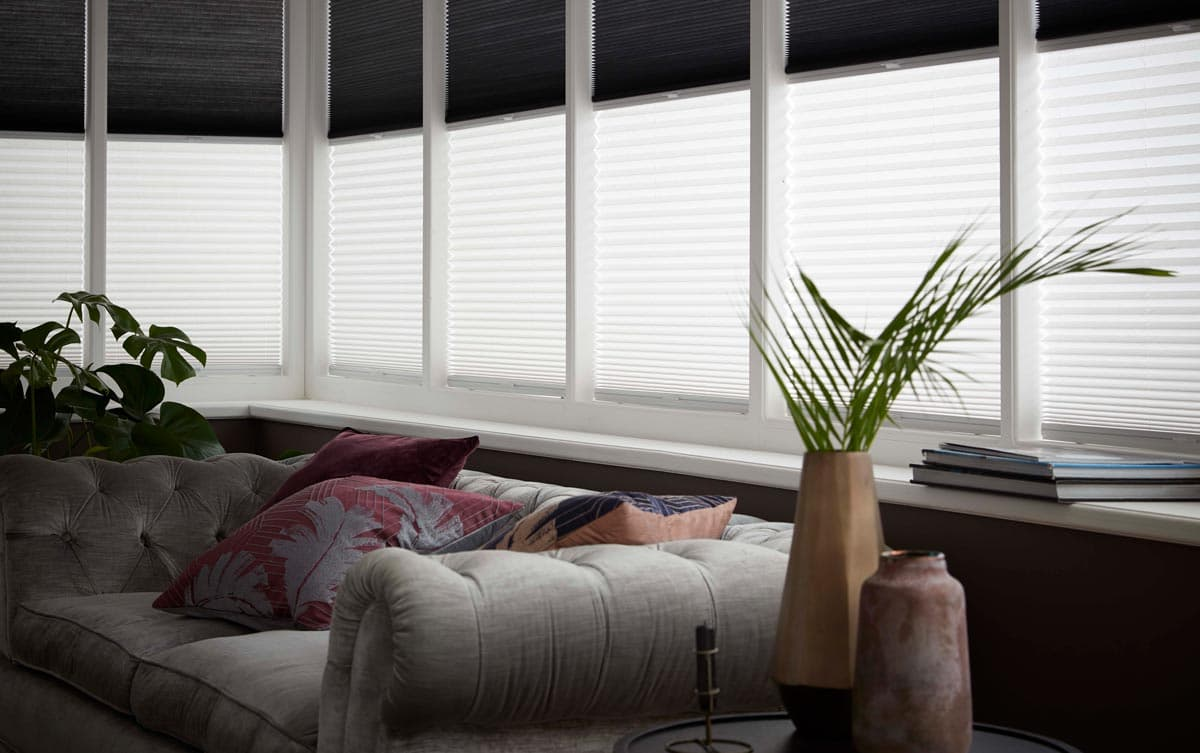 Available as Day & Night Blinds