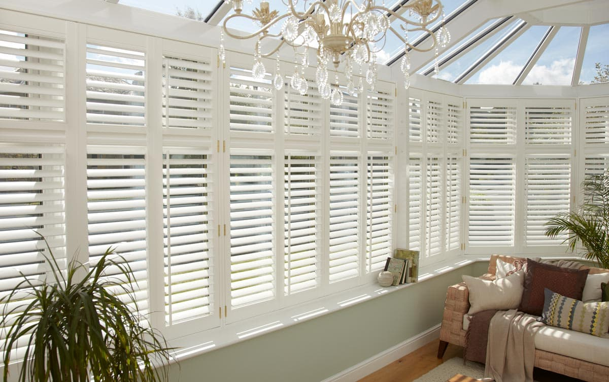 Thomas Sanderson Shutters >> Conservatory Shutters | Made to Measure | Thomas Sanderson