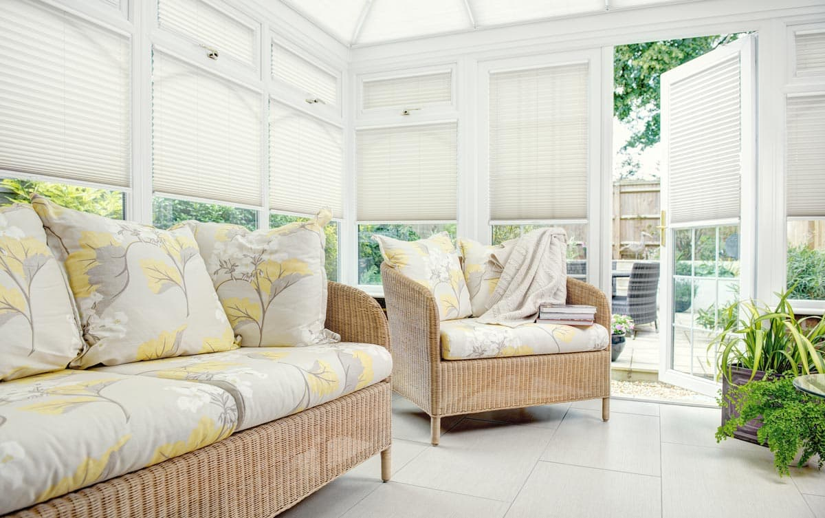 Laura Ashley Conservatory Blinds