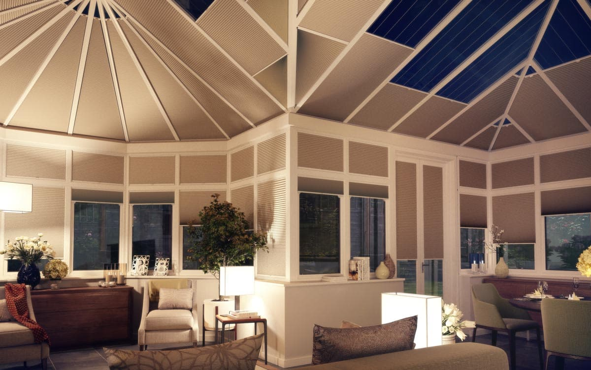 Duette Roof Blinds