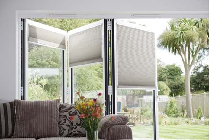 Energy Saving Duette Blinds