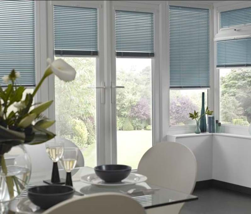 UPVC Door Venetians