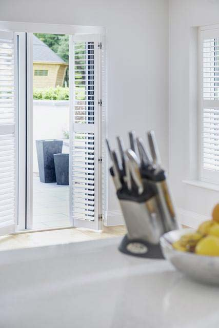 Shutters For Kitchen And Bathrooms. If Your Patio Doors ...