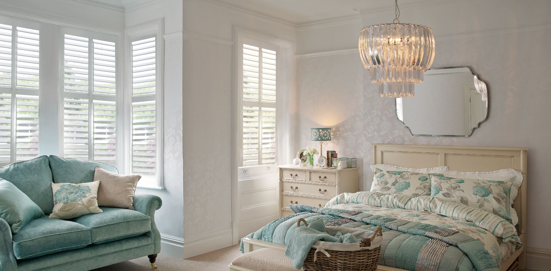 LAURA ASHLEY SHUTTERS