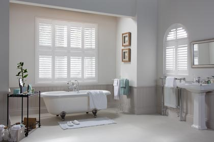 LIFETIME GUARANTEE ON VINYL SHUTTERS