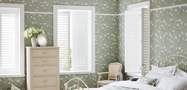 Laura Ashley Shutters Made To Measure With Thomas Sanderson