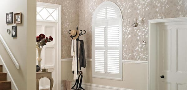 Shaped Window Shutters