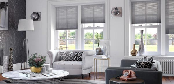 Duette Window Blinds