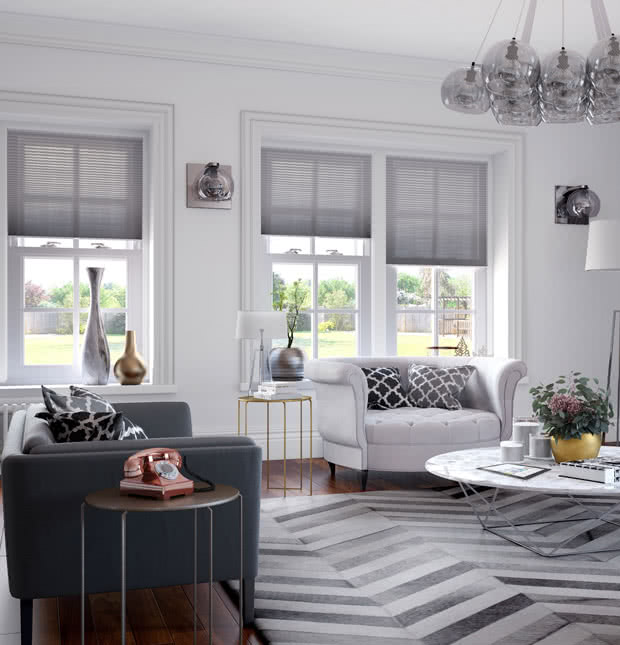 Duette Blinds Thermal Insulated Blinds From Thomas Sanderson