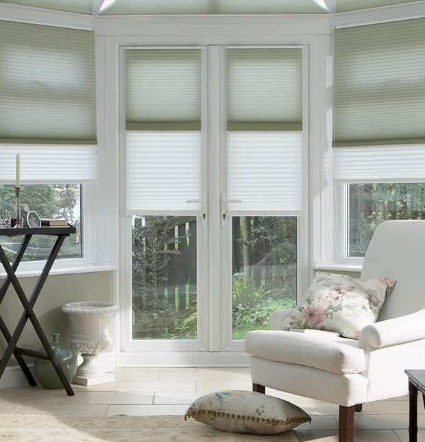 French Door Blinds