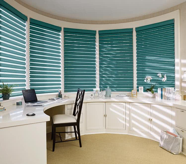 Pirouette Blinds Made To Measure With Thomas Sanderson