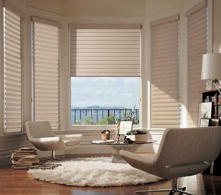 pirouette blinds made to measure with thomas sanderson. Black Bedroom Furniture Sets. Home Design Ideas