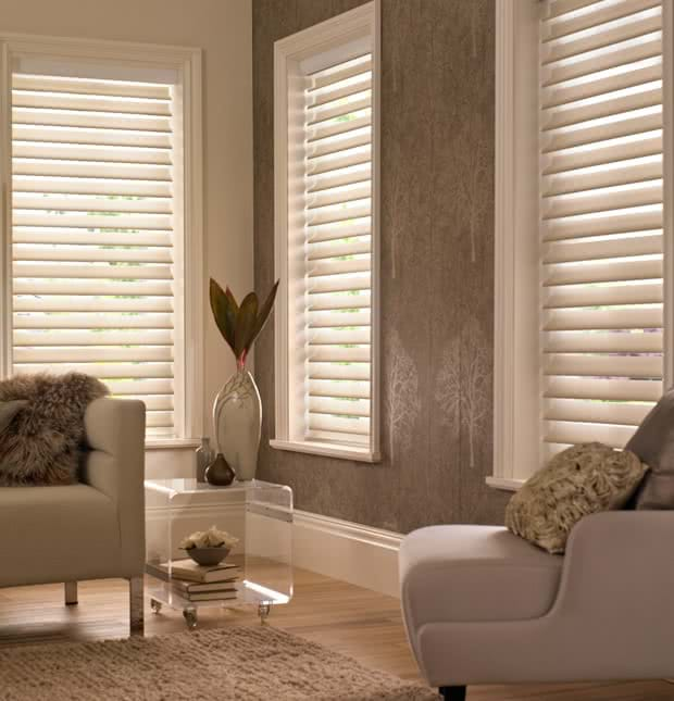 Privacy Blinds Silhouette Blinds From Thomas Sanderson