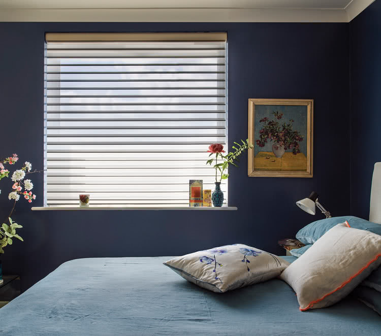 Bedroom Blinds Made To Measure With Thomas Sanderson