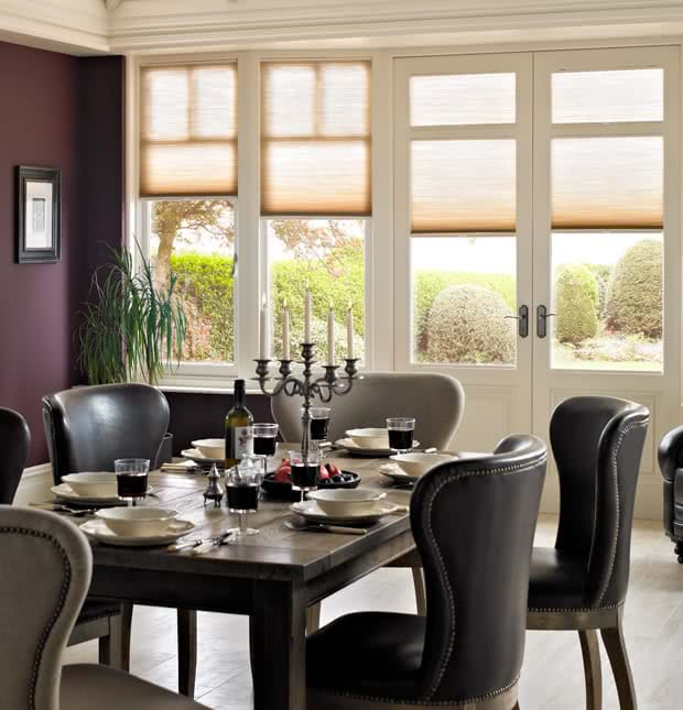 Dining Room Blinds L Made To Measure With Thomas Sanderson