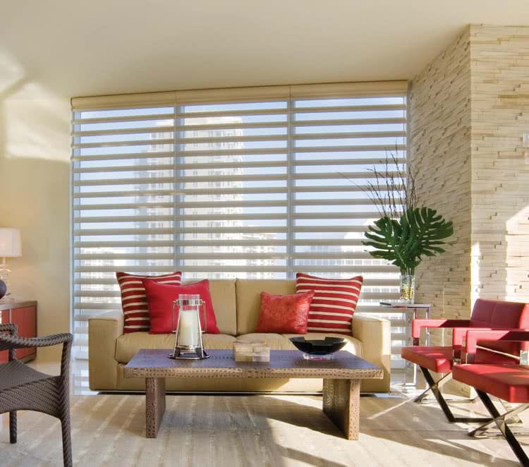 Living Room Blinds Made To Measure With Thomas Sanderson