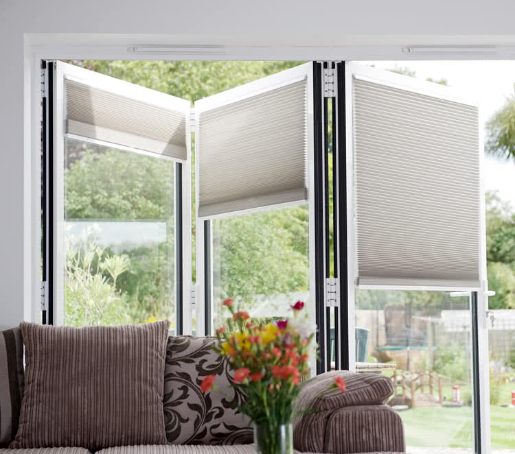 blinds for doors made to measure with thomas sanderson. Black Bedroom Furniture Sets. Home Design Ideas