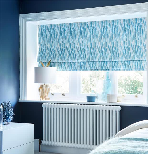 Roman Blinds Made To Measure With Thomas Sanderson