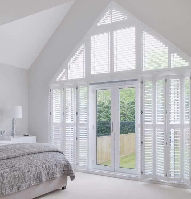 French Door Shutters