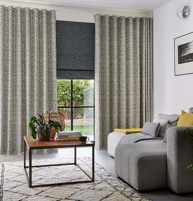Wave Curtains Made To Measure In The Uk Thomas Sanderson